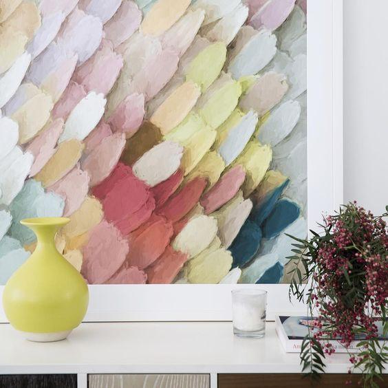 another lovely new piece from the Shaynna Blaze x Urban Road Collection - Papillon. #Urbanroad #shaynnablaze #shaynnablazexurbanroad #papillon @shaynnablaze @nataliewalton @chriswarnes #australianmade #framedprint #canvasprint #wallart #decor
