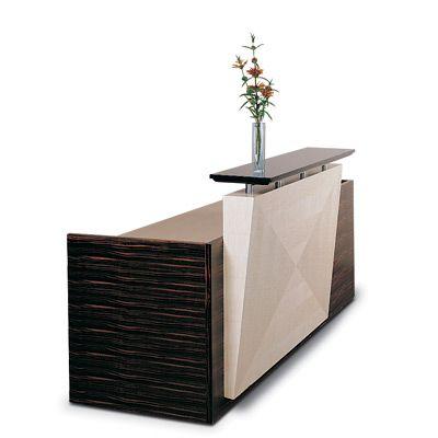 Reception Desks - Contemporary and Modern Office Furniture | Fluid ...
