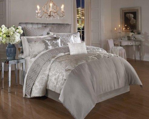 White Davenport Bedding Set
