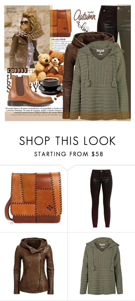 """""""Hello September!"""" by samketina ❤ liked on Polyvore featuring Patricia Nash, Ted Baker, Fat Face and Dr. Martens"""