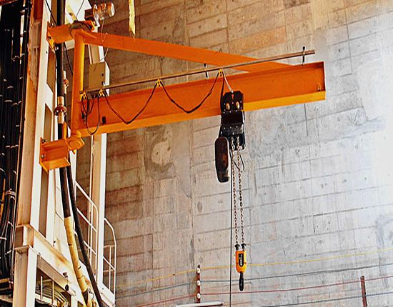 1 Ton Jib Crane Jib Cranes With Reasonable Price Supplied By Ellsen Cranes For Sale Workstation Ceiling Lights