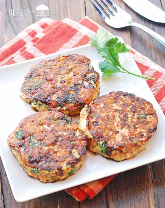 how to make salmon cakes without eggs