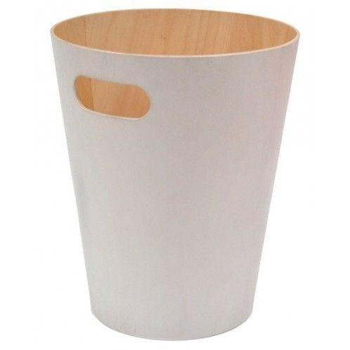 La poubelle Woodrow Can, la solution pour les espaces réduits sans perdre en contenance !