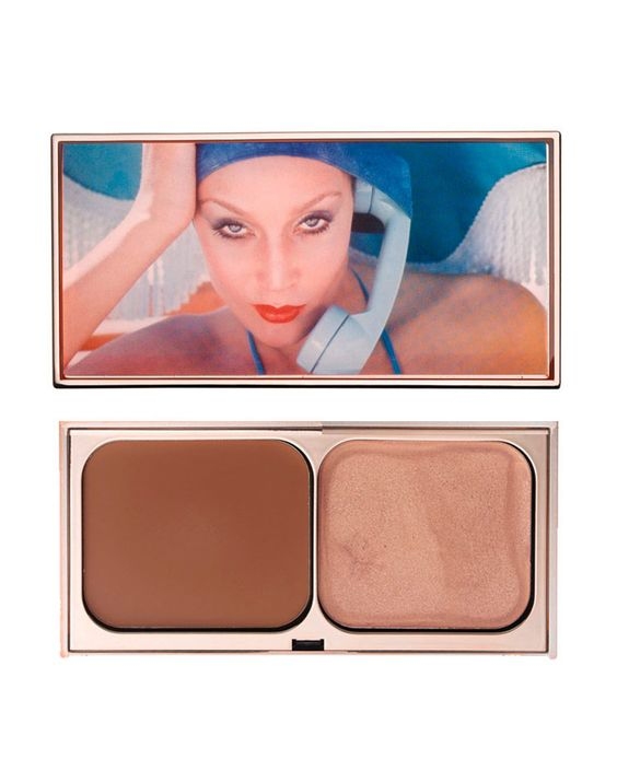 FILMSTAR BRONZE & GLOW - Bronzer & Highlighter - Complexion - Products   Charlotte Tilbury