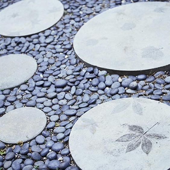"""""""fossil"""" stepping stones"""