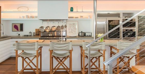 Inside Pam Anderson's Newly Restaged Malibu Beach House - Celebrity Real Estate - Curbed National