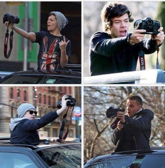 NYC selfies...