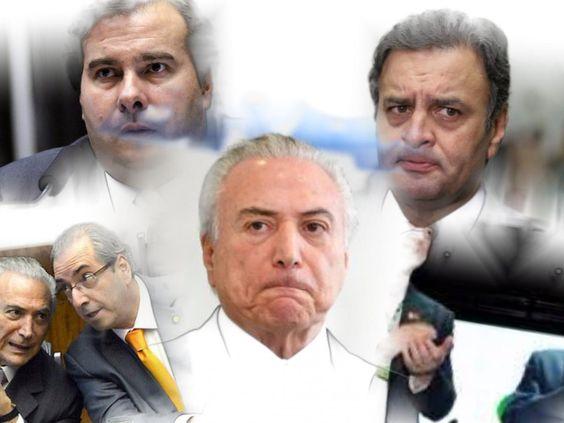A delação de Joesley Batista, da JBS - divulgada pelo Globo - é a maior bomba política da história. Joesley entregou gravações com Michel Temer e Aécio Neves, que revelam por completo o que foi a ave