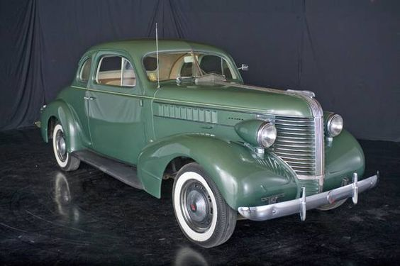 1938 Pontiac Series 26 Deluxe Coupe - Aucton Results: $12,650