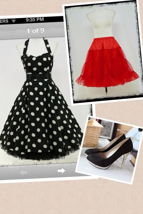 Us girls? switch the petticoat