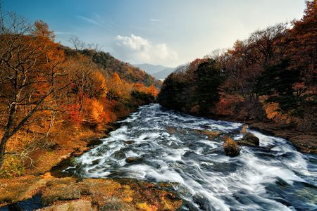 Beautiful of Ryuzu falls in Nikko Photo by Untouchablephoto Jack — National Geographic Your Shot