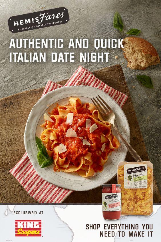 Authentic And Quick Italian Date Night Gourmet Pasta Italian Recipes Recipes