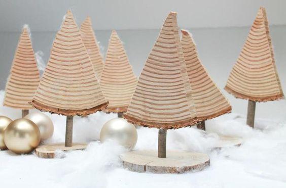 Weihnachtsdeko+Baum+-+natur+von+pfiati+-+mit+Liebe+zum+Holz+auf+DaWanda.com