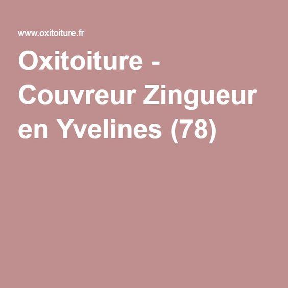 Oxitoiture - Couvreur Zingueur en Yvelines (78)
