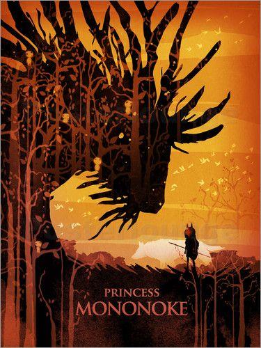 albert cagnef princess mononoke
