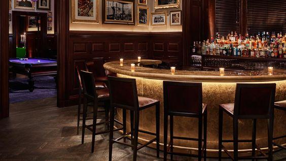 Unique bars in Midtown Manhattan.