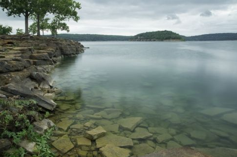 Nestled In The Foothills Of The Ozark Mountains, Lake Tenkiller State Park  Is A Gem In The Woodlands Of Oklahoma