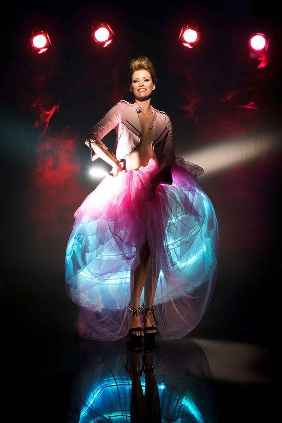 Annica Hansen - Keep Your Light Shining auf Pro7