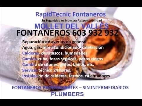 Fontaneros Mollet Del Vallès 603 932 932