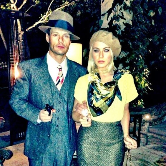 Bonnie and Clyde - Love this one