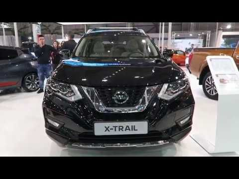 New 2019 Nissan X Trail Exterior And Interior Youtube Nissan Trail Interior