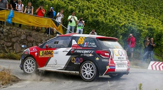 WRC: UNE NOUVELLE 3ème PLACE POUR LE SEBASTIEN  LOEB RACING Photo : Photographik