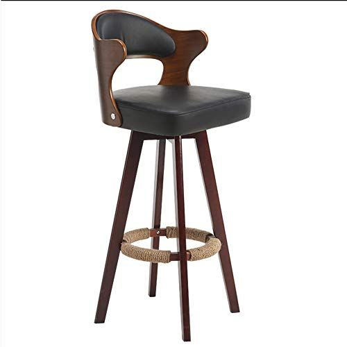 Agfxn Counter Bar Stools 360 Swivel With Back Support Kitchen