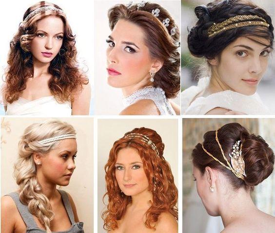 Griechische Frisuren Mit Bandage 2018 Griechische Frisuren Historische Frisuren Haar Styling