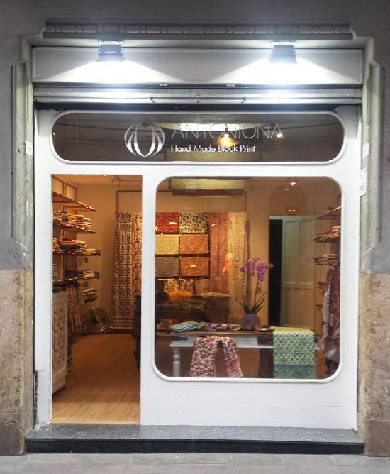 Tiendas De Ropa De Cama En Barcelona Increible Tienda De Telas En