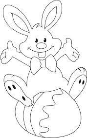 Resultado de imagem para riscos coelhos pascoa