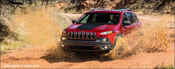 2014-2015 Jeep Cherokee: the modern Liberty replacement SUV