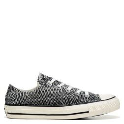 Your style will be unmistakable in the Converse Chuck Taylor All Star Low sneakers.Canvas upper in an athletic low top sneaker style with a rubber cap toeLace-up front, metal eyeletsVarious printed designsTextile lining, cushioning footbedRubber traction outsole