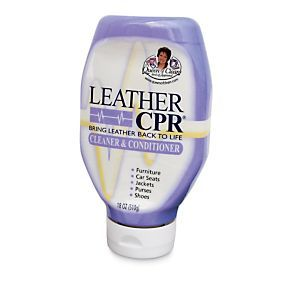 leather cpr renew protect leather car seats sofas solutions buy it try it pinterest. Black Bedroom Furniture Sets. Home Design Ideas