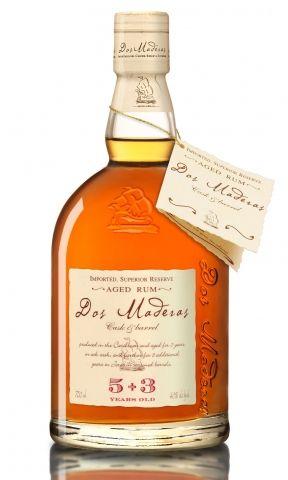 Rum Dos Maderas 5+3 0,7l   e-shop La-Vin.cz