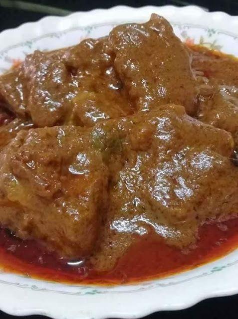 Masakan Zaman Berzaman Pesamah Daging Recipes Asian Recipes Food