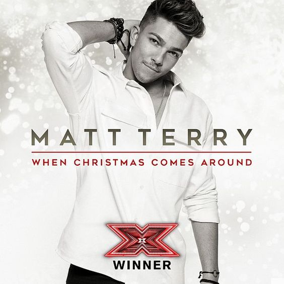 Matt Terry – When Christmas Comes Around acapella