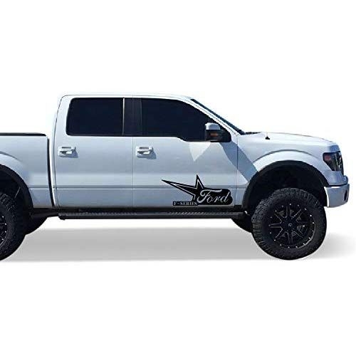 2x Decals Sticker Compatible With Ford F Series F 167 Ford F Series Ford Ford F150
