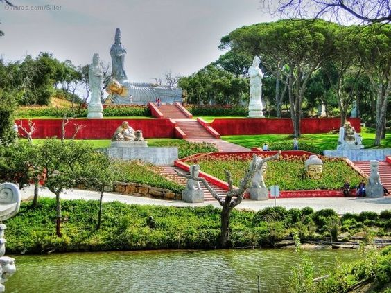Jardim Buddha Eden - Bombarral