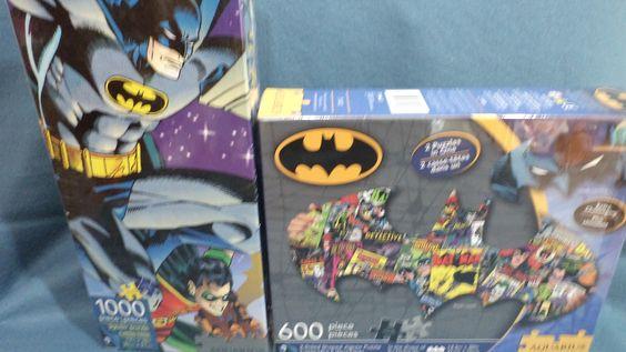 Rompecabezas de 1000 y 600 piezas