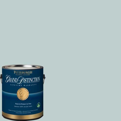 pittsburgh paints grand distinction interior latex semi. Black Bedroom Furniture Sets. Home Design Ideas