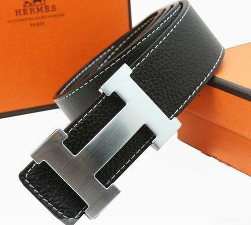 hermes mens belt real
