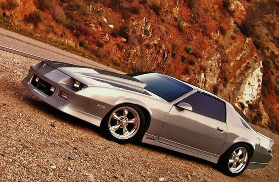 IROC-Z28   This makes me miss mine!  I'm ready to get her back.