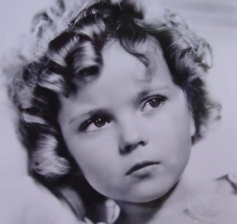 Shirley Temple. So cute and talented at such a young age