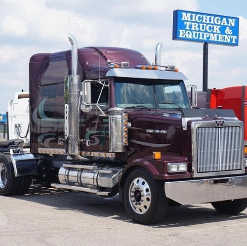 Its Truckertuesday Dont Miss This Westernstar 4964ex From