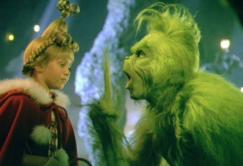 Cindy Lou Who  the Grinch How the Grinch Stole Christmas