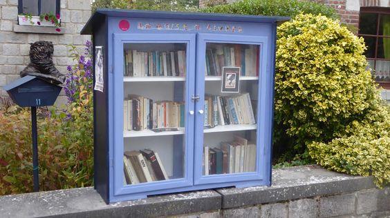 boîte à livres Baillonville