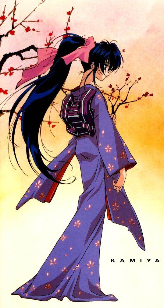 Rurouni kenshin, Manga anime and Samurai on Pinterest
