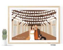 Inspiration Image from MDB Weddings