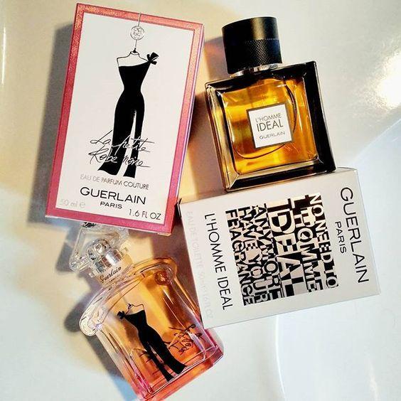 L'homme idéal e La Petite Robe Noire - Guerlain