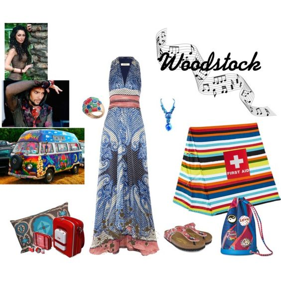 """Vittoria and Andrew at Woodstock"" by karen-stormie-crawford on Polyvore"